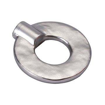 Hickory Hardware Hammered Iron Ring Pull