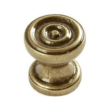 Hickory Hardware Manor House Ringed Cabinet Knob