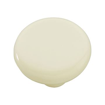 Hickory Hardware Midway Almond Plastic Cabinet Knob