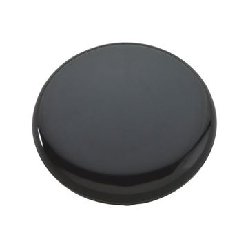 Hickory Hardware Midway Black Plastic Cabinet Knob