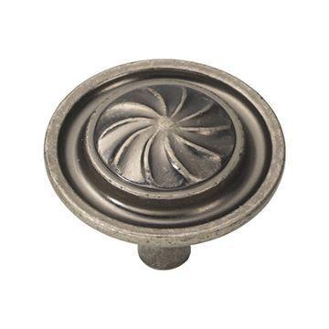 Hickory Hardware Roma Round Cabinet Knob