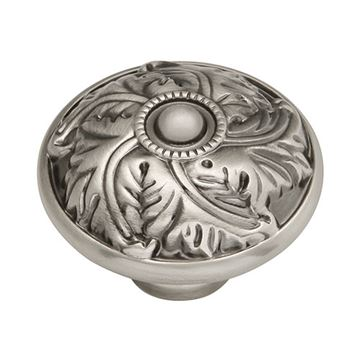 Keeler Acanthus 1 1/2 Inch Cabinet Knob