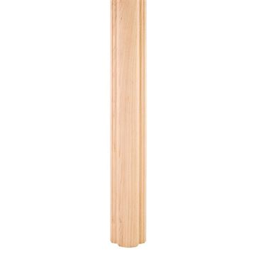 Legacy Heritage 1 1/2 Inch Half Round Smooth Column Molding