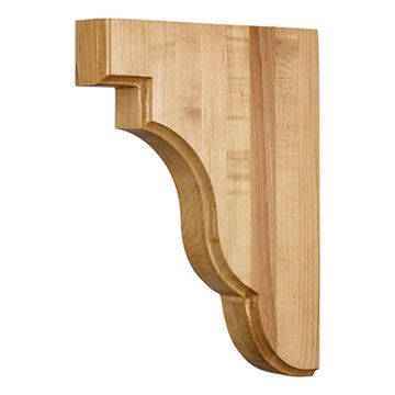 Legacy Heritage 11 Inch Square Edge Bar Bracket