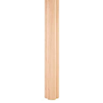Legacy Heritage 2 1/2 Inch Half Round Smooth Column Molding