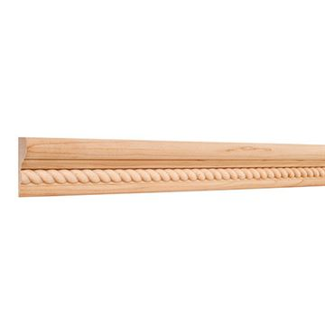 Legacy Heritage 2 Inch Flat Back Rope Crown Molding