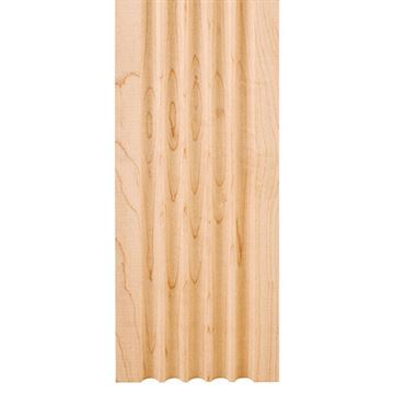 Legacy Heritage 3 1/2 Inch Fluted Molding