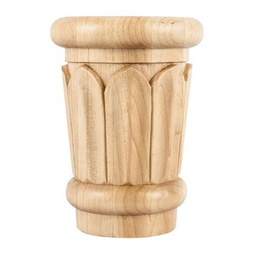 Legacy Heritage 5 7/8 Inch Reed Traditional Capital