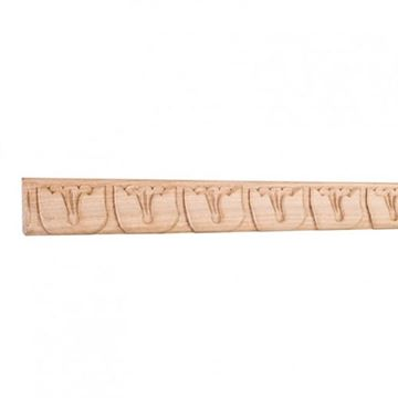 Legacy Heritage Hand Carved Tulip Beauty Molding