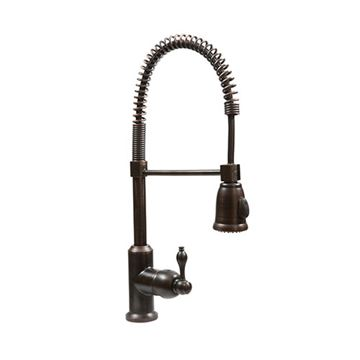 Premier Copper Spring Pull Down Kitchen Faucet