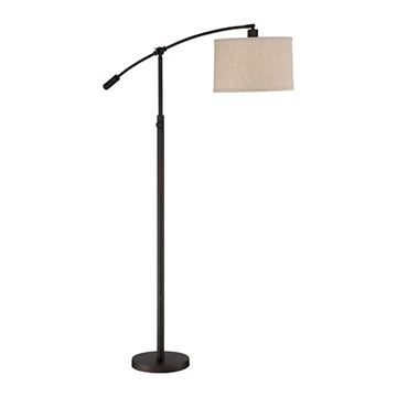 Quoizel Cft9364oi Clift Floor Lamp - Oil Rubbed Bronze