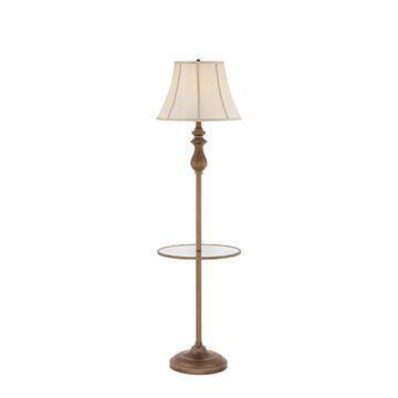 Quoizel Q1055fpn Stockton Floor Lamp - Palladian Bronze