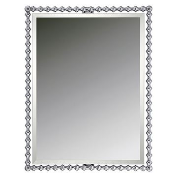 Quoizel QR1864C Shelburne Small Mirror - Polished Chrome