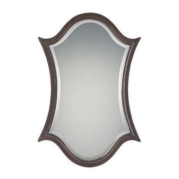 Quoizel Qr2058 Vanderbilt Large Mirror - Palladian Bronze