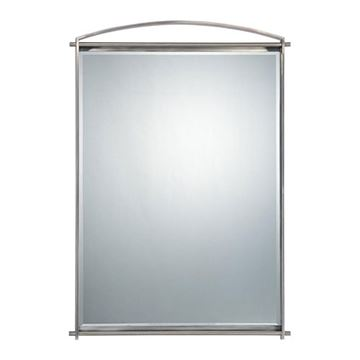 Quoizel TY43625AN Taylor Large Mirror - Antique Nickel