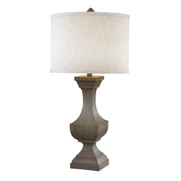 Kenroy Home 32115DW Brookfield Table Lamp - Driftwood