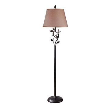 Kenroy Home 32240ORB Ashlen Floor Lamp - Oil Rubbed Bronze