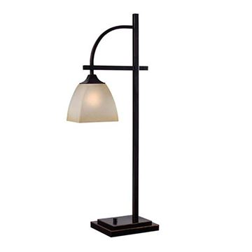Kenroy Home 3229ORB Arch Table Lamp - Oil Rubbed Bronze