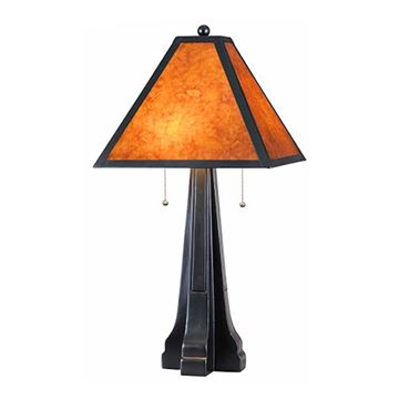 Kenroy Home 32413orb Miles Table Lamp - Oil Rubbed Bronze