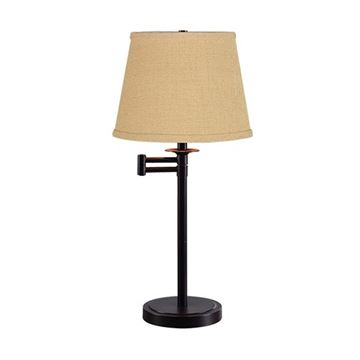 Kenroy Home 32657ORB Sheppard Table Lamp - Oil Rubbed Bronze