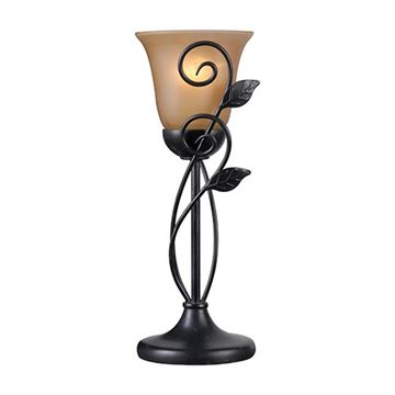 Kenroy Home 32710ORB Arbor Table Torchiere - Oil Rubbed Bronze