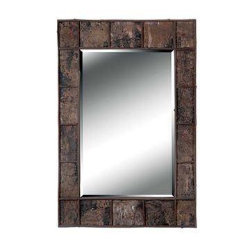 Kenroy Home 61002 Birch Bark Wall Mirror - Natural Birch Bark