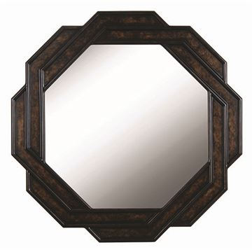 Kenroy Home 61004 Interchange Wall Mirror - Bronze