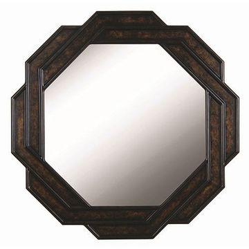 Kenroy Home 61004 Interchange Wall Mirror - Bronze