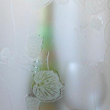 Restorers Eden Custom Decorative Architectural Glass