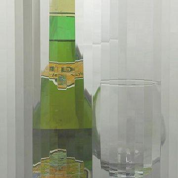 Restorers Mirage Custom Decorative Architectural Glass