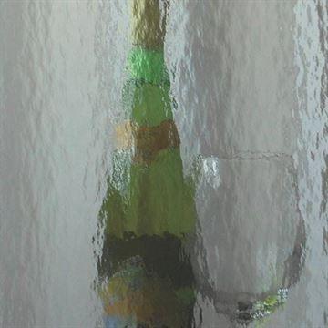 Restorers Moonstone Colored Custom Decorative Architectural Glass