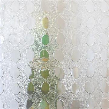 Restorers Ovale Custom Decorative Architectural Glass