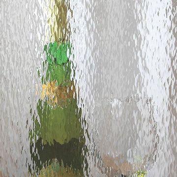 Restorers Soft Hammered Custom Decorative Architectural Glass