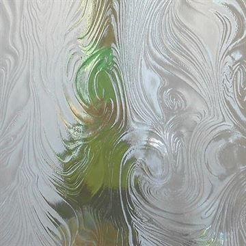 Restorers Taffetta Custom Decorative Architectural Glass