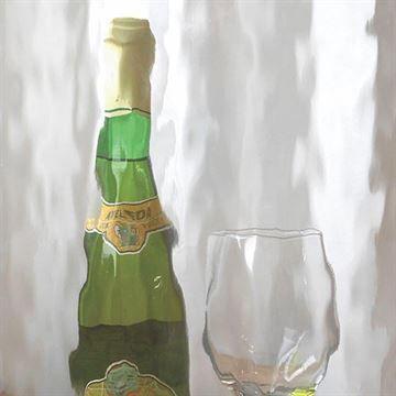 Restorers Water Custom Decorative Architectural Glass