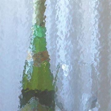 Restorers Zircon Colored Custom Decorative Architectural Glass