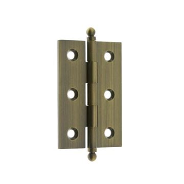 Idh By St. Simons 82517 Cabinet Hinge - Pair - 2 1/2 X 1 3/4 Inch