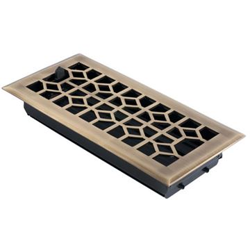 Brass Accents Classic Register Vent