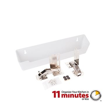 Elements 11-Minute 11 Inch Plastic Tipout Tray Kit