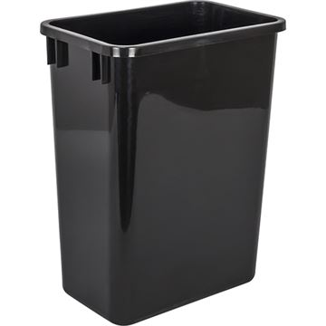 Elements 11-Minute 35-Quart Plastic Waste Container