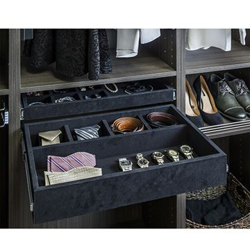 Restorers 5 Compartment Jewelry Organizer Drawer Kit