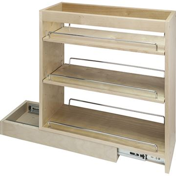 Restorers Base Cabinet Pullout with Soft-Close Slides