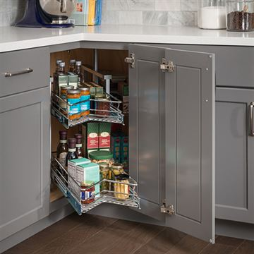 Shop All Corner Cabinet Solutions