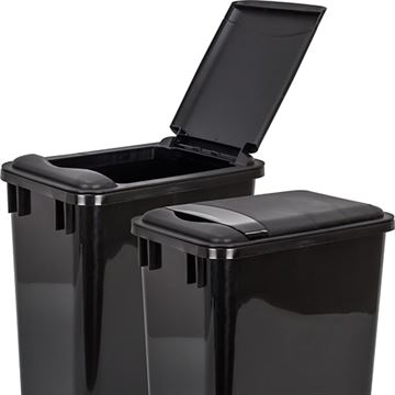 Elements 11-Minute Lid for 35-Quart Plastic Waste Container