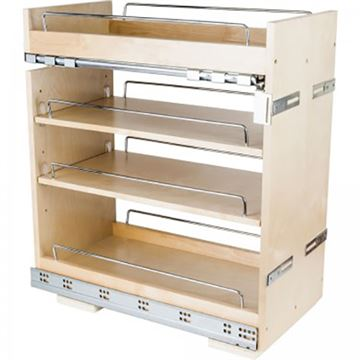Restorers No Wiggle Soft-Closet Base Cabinet Pullout