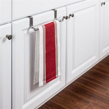 Elements 11-Minute Over the Door Towel Bar
