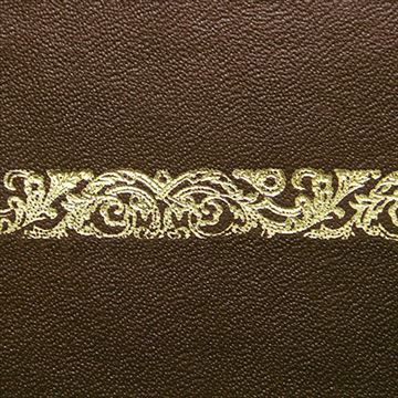 Restorers Antique Desktop Leather - Embossing #4a