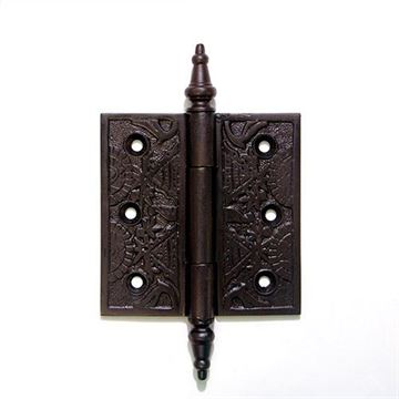 Restorers Traditional Door Hinge - 3 1/2 Inch
