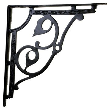 Restorers Large Shelf Bracket - 14 3/4 Inch
