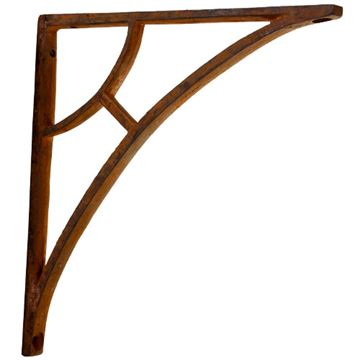 Restorers Modern Cast Iron Shelf Bracket